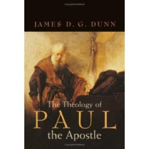 Dunn - Theology Of Paul