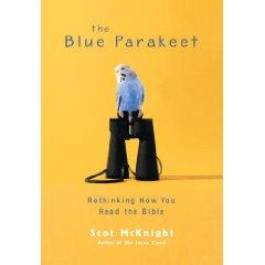Blue Parakeet-1